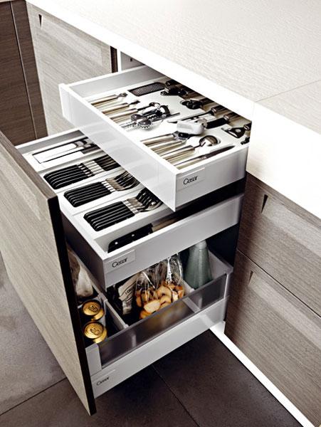 des rangements pour une cuisine fonctionnelle inspiration cuisine. Black Bedroom Furniture Sets. Home Design Ideas
