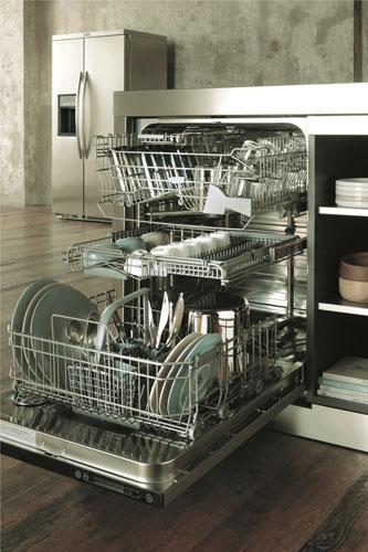un lave vaisselle pour famille nombreuse inspiration cuisine. Black Bedroom Furniture Sets. Home Design Ideas