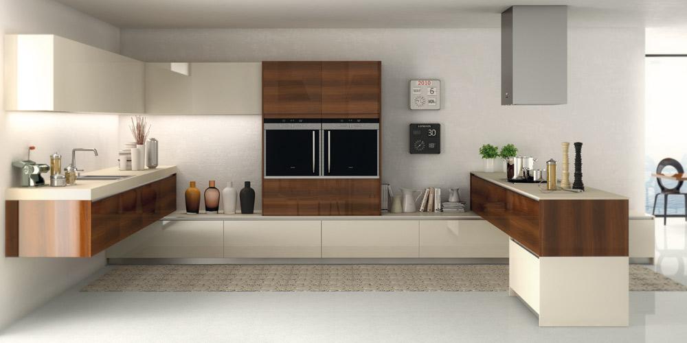Cuisine design : Sagne
