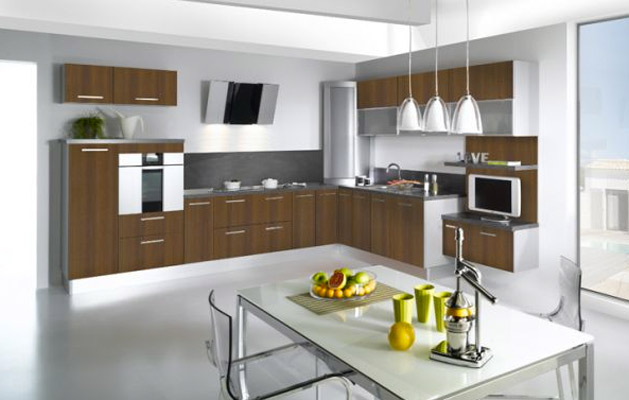 Cuisine design s lection 2011 des marques fran aises for Marques de cuisines equipees