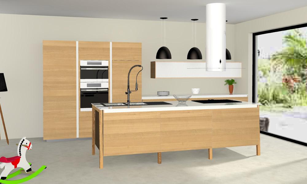 Les cuisines durables de cuisine o inspiration cuisine - Inspiration cuisine ...