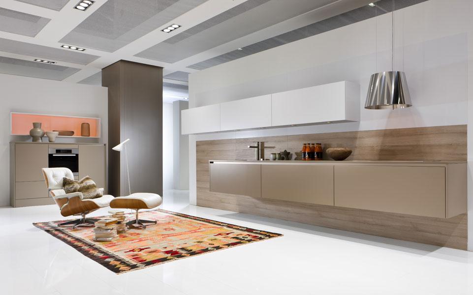 La cuisine marron inspiration cuisine for Ba13 decoration cuisine