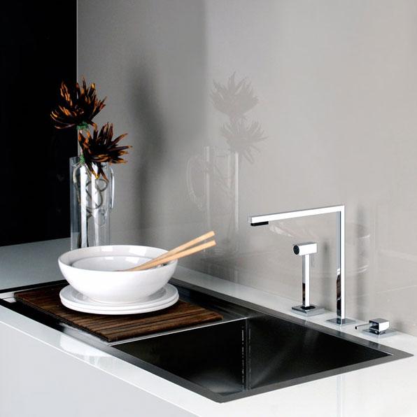 Des robinets design pour d corer sa cuisine inspiration cuisine - Robinet bulthaup ...