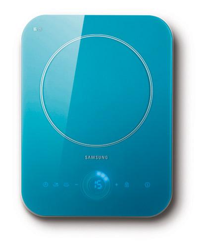 La table induction portable de samsung inspiration cuisine - Mini hotte aspirante cuisine ...