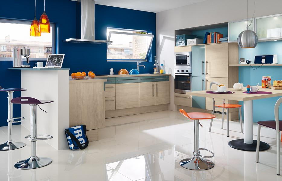 Cuisines socoo 39 c les nouveaut s 2012 inspiration cuisine for Cuisine 2 couleurs