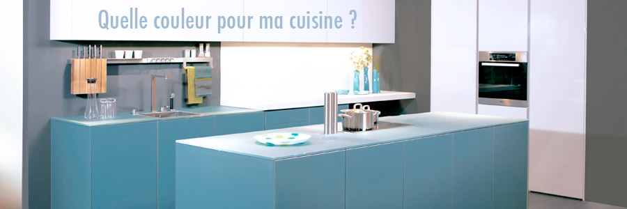 Ides couleurs pour sa cuisine