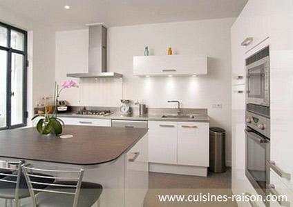 Cuisines raison domicile inspiration cuisine - Darty cuisine showroom ...