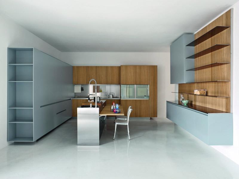 Modele de cuisine americaine avec ilot central 3 deco - Modele de cuisine americaine avec ilot central ...