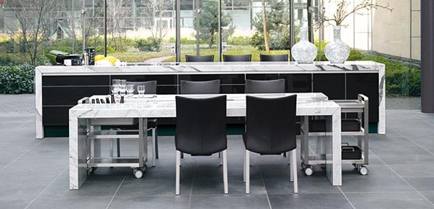 Dining Desk de Poggenpohl