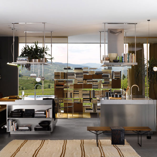 Bien choisir la couleur de sa cuisine id e for Bien choisir sa hotte de cuisine