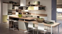 Cuisine Foodshelf dOra-to pour Scavolini