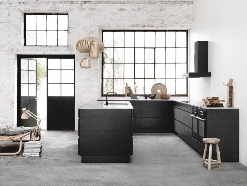 design scandinave : les cuisines kvik | inspiration cuisine