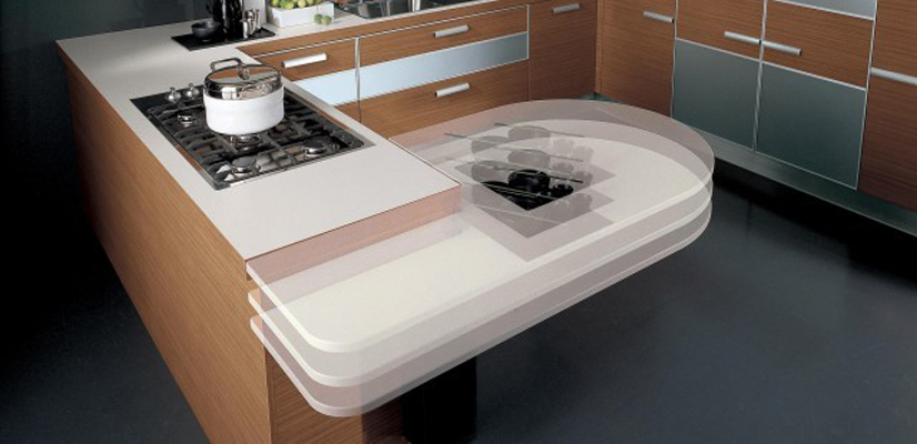Up & Down, Coll. Around de Gatto Cucine
