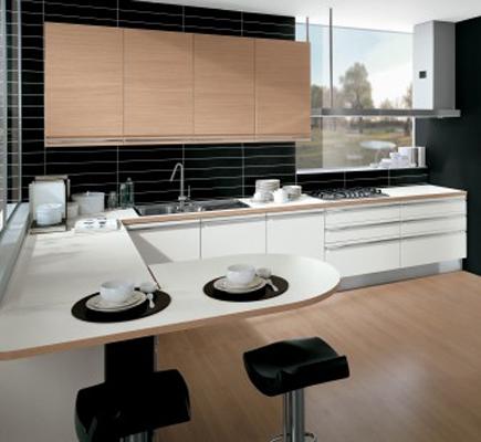 un plan de travail votre hauteur inspiration cuisine. Black Bedroom Furniture Sets. Home Design Ideas