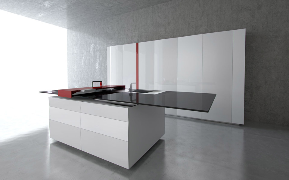 Prisma Kitchen de Toncelli