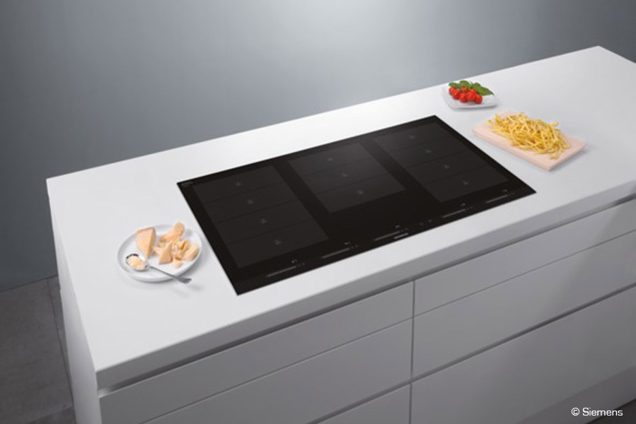 Plaque a induction siemens - Table de cuisson mixte gaz induction siemens ...