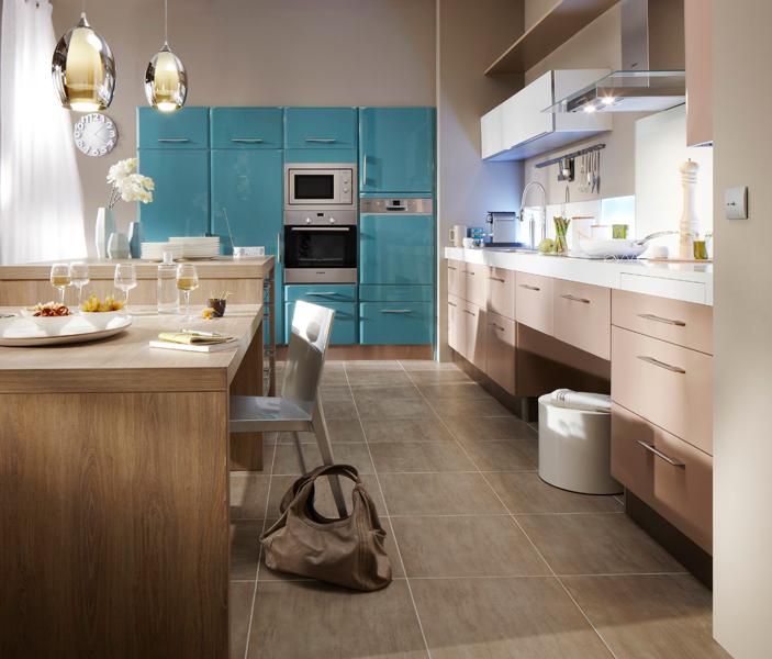 Les cuisines pr mont es de lapeyre inspiration cuisine for Lapeyre plan de travail cuisine