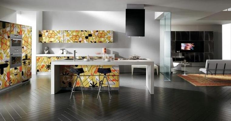 zoom sur un designer karim rashid pour aran et gorenje. Black Bedroom Furniture Sets. Home Design Ideas