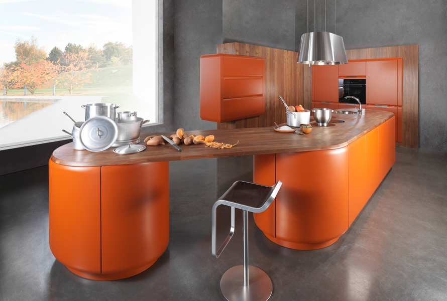 Pantone 2014 les cuisines annoncent la couleur for New kitchen ideas 2016