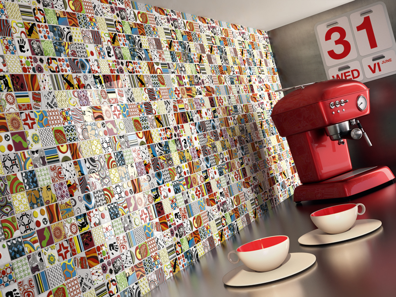 Une Cr 233 Dence Tr 232 S Pop Art Inspiration Cuisine