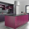 Les cuisines hautes en couleur de Comera