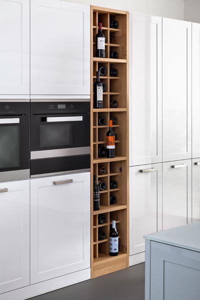 Des rangements malins pour une cuisine pratique for Range bouteille ikea cuisine