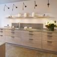 Une cuisine de style flamand