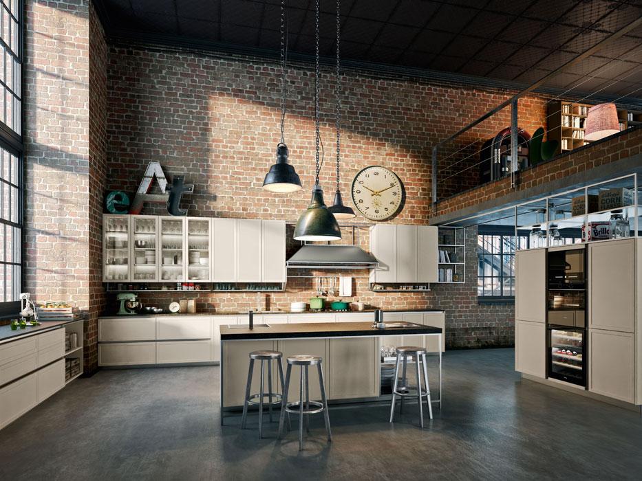 Cuisines snaidero 6 nouveaut s d couvrir inspiration cuisine - Cucine urban style ...
