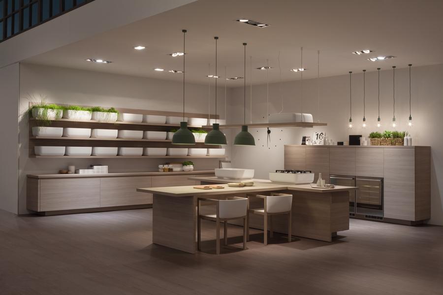 Ki la nouvelle cuisine de scavolini inspiration cuisine for Marque de meuble design
