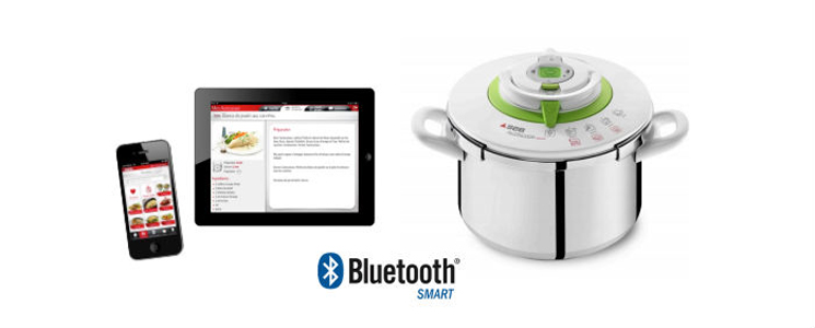 Nutricook Connect, SEB