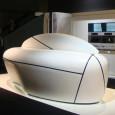 La cuisine futuriste en Hi-Macs de LG Hausys