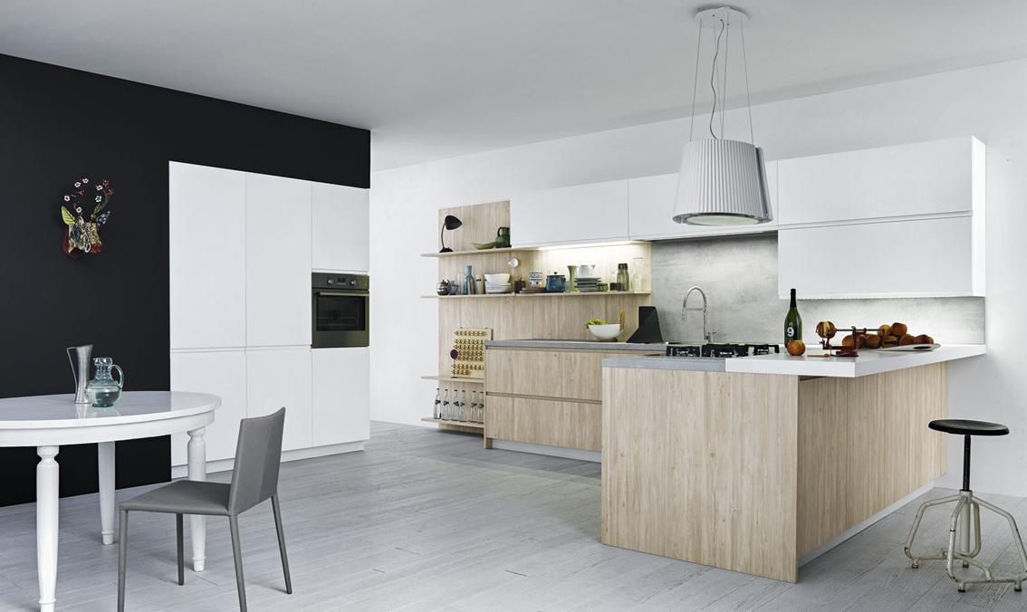 plan de travail et cr dence des id es pour les associer inspiration cuisine. Black Bedroom Furniture Sets. Home Design Ideas