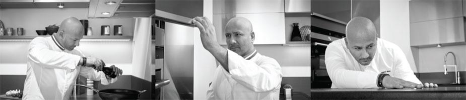 Cuisine Frédéric Anton pour Lapeyre