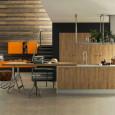 Les cuisines en bois : le retour au naturel