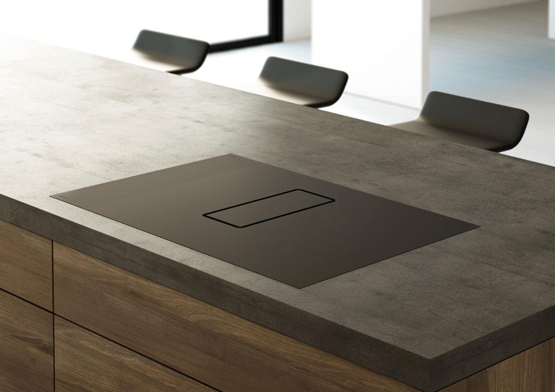 Exceptional meuble pour table de cuisson 5 novy hotte for Meuble pour table de cuisson ikea
