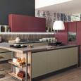 La couleur Marsala dans la cuisine