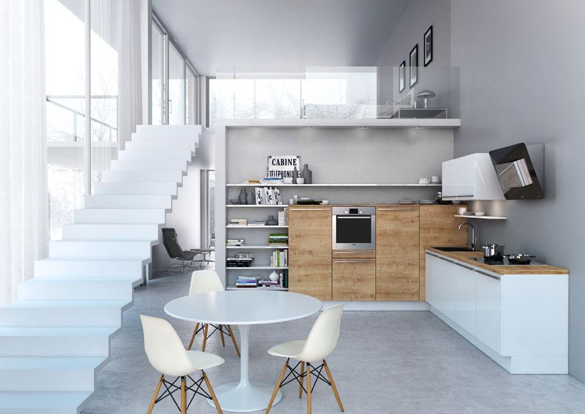 Une cuisine pas ch re les solutions inspiration cuisine - Les dernier modele de cuisine ...