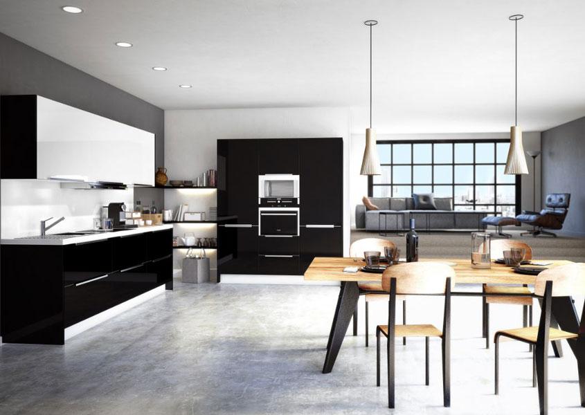 Une cuisine pas ch re les solutions inspiration cuisine for Cuisine avec electromenager compris