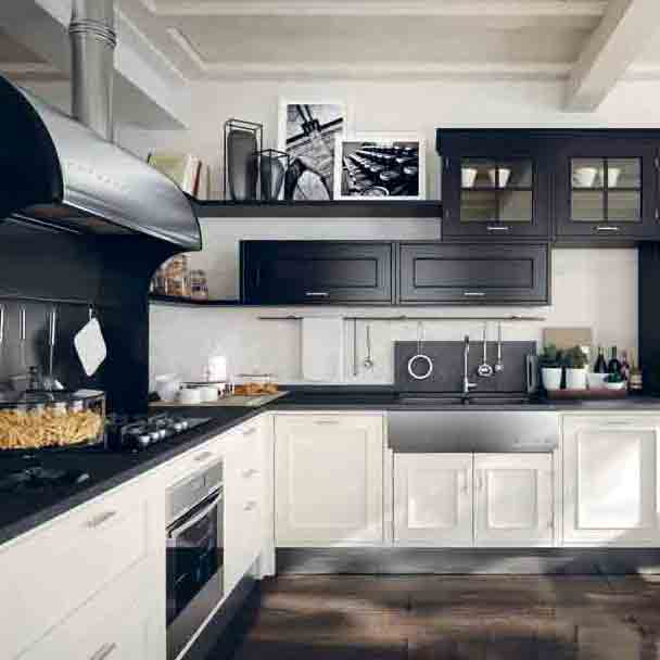 bien choisir la couleur de sa cuisine inspiration cuisine le magazine de la cuisine quip e. Black Bedroom Furniture Sets. Home Design Ideas