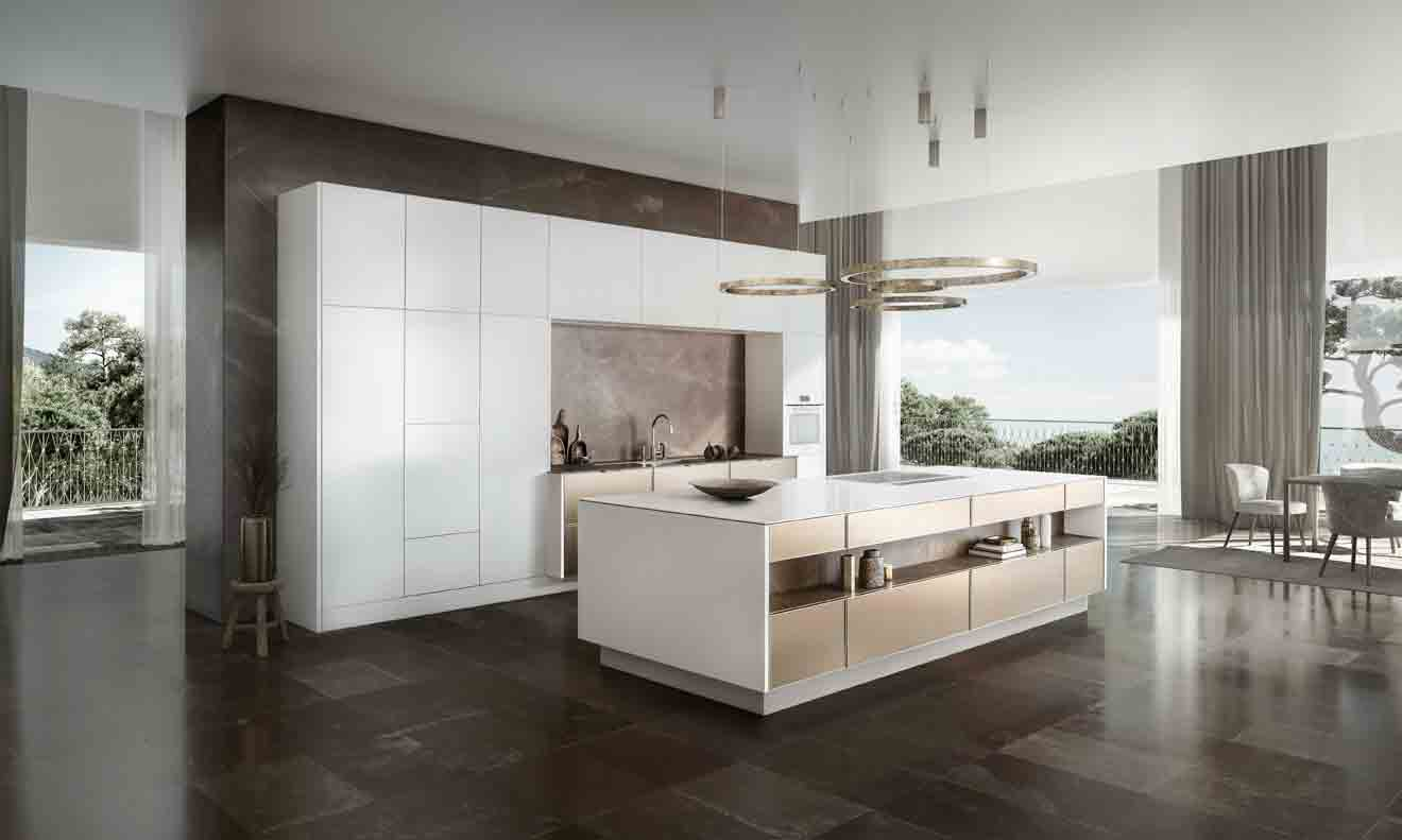 Se 3003 r de siematic inspiration cuisine for Cuisine ytrac