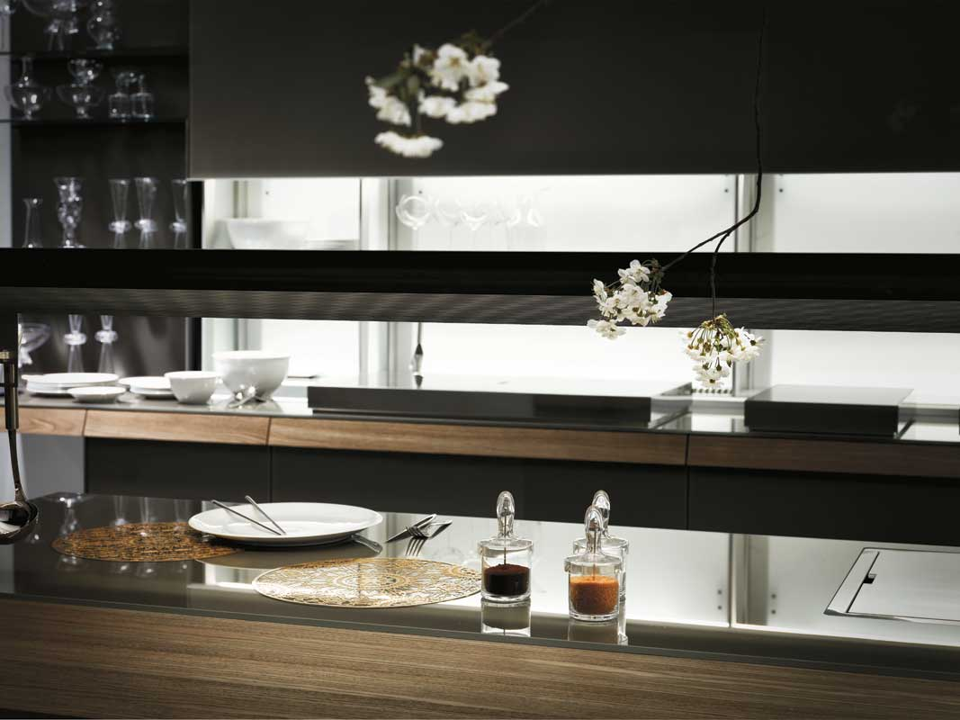 genius loci de valcucine inspiration cuisine. Black Bedroom Furniture Sets. Home Design Ideas