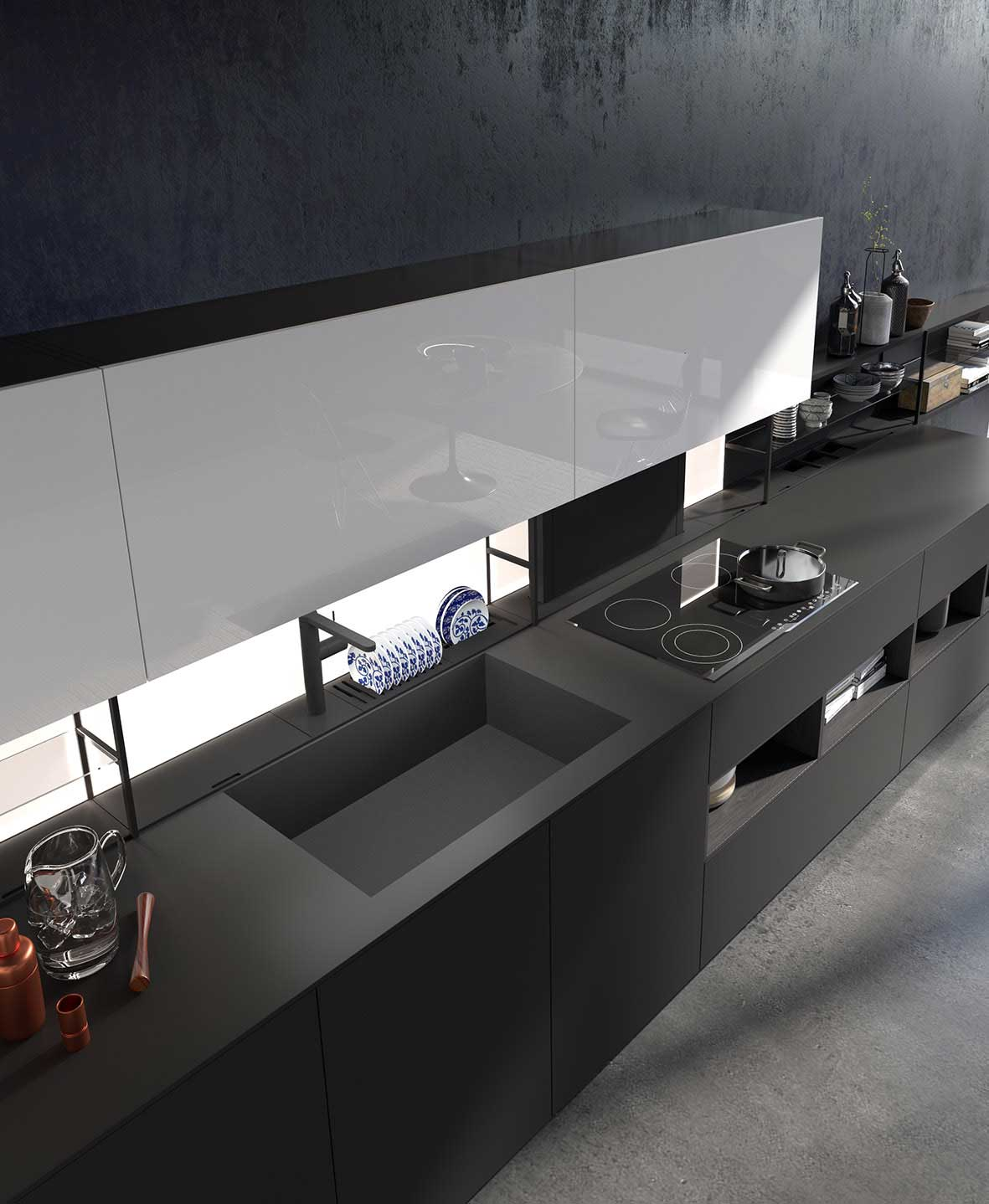 Les cuisines intemporelles de Comprex | Inspiration cuisine - Cuisine Comprex