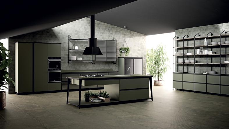 Inspiration cuisine le magazine de la cuisine quip e - Cucine scavolini diesel ...