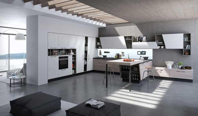 Mia la nouvelle cuisine personnalisable d 39 aran cucine inspiration cuisine - Cucina aran mia ...