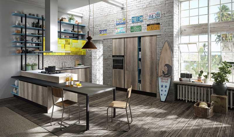 Mia la nouvelle cuisine personnalisable d 39 aran cucine for Nouvelle cuisine 2016