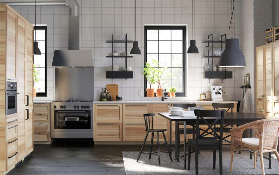 cuisines ikea les nouveaut s 2018 inspiration cuisine. Black Bedroom Furniture Sets. Home Design Ideas