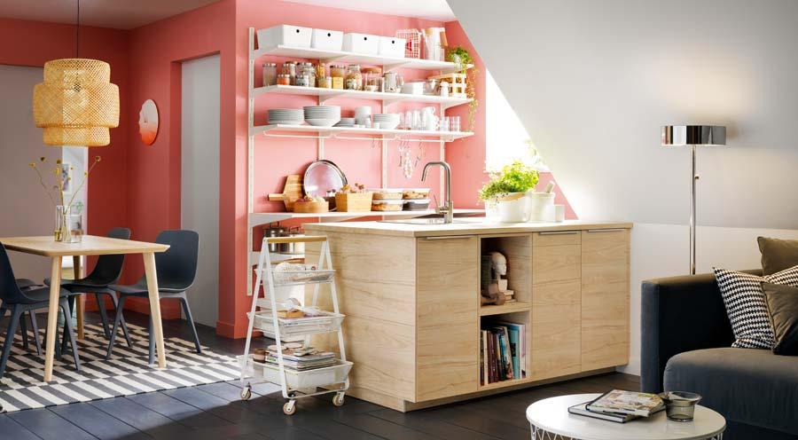 amazing ikea with cuisine ikea kallarp. Black Bedroom Furniture Sets. Home Design Ideas