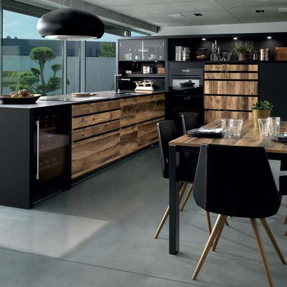 inspiration cuisine le magazine de la cuisine quip e. Black Bedroom Furniture Sets. Home Design Ideas