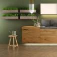 Esprit green dans les cuisines