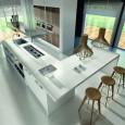 Les cuisines haut de gamme : les modèles entrée de gamme